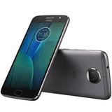 Capa + Pelicula De Vidro Motorola Moto G5s Plus Xt1802 5.5
