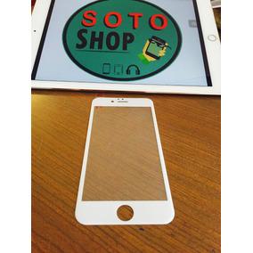 Iphone 7 Protector De Pantalla Vidrio Templado De Color
