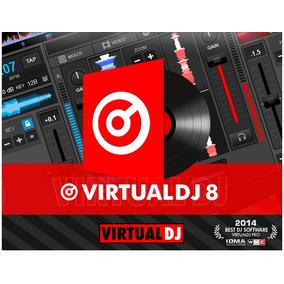 Virtual Dj 8 Infinity Para Controladora Com Ativação