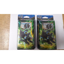 2 Decks De Cartas Pokémon Xy Turbo Colisão Luxray