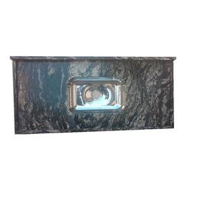 Pia De Cozinha Granito Preto Indiano 1,60x0,55cm C/ Cuba