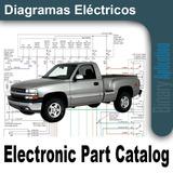 Diagramas Eléctricos Chevrolet Silverado 1500 1999-2002