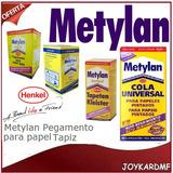 Metylan Pega Papel Tapiz Supergel Original