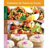 Box Culinaria De Todas As Cores - 200 Receitas Incrementadas
