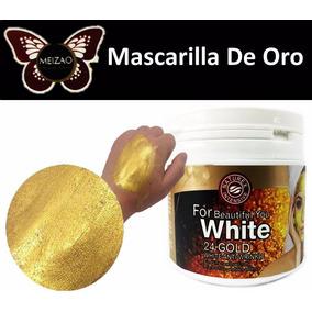 Envase Mascarilla Oro Reafirma Humecta Tienda