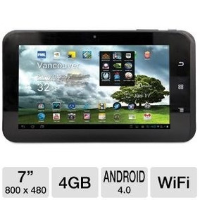 Tablet Trio Hype Black Android 4.0