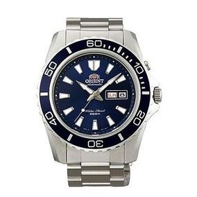 Orient Blue Mako Xl Reloj Automático De Buceo Cem D