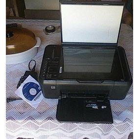 Impresora Hp 4440 Multifunciona, Usada En Perfecto Estado