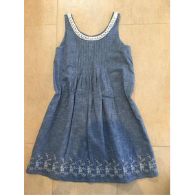 Vestido De Jean Ralph Lauren Talla 14 Original De Miami 35$