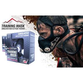 Elevation Training Mask 2.0 Mascara Entrenamiento Altitud.