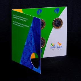 Cartela Oficial Dos Jogos Olímpicos 2016...2° Grupo