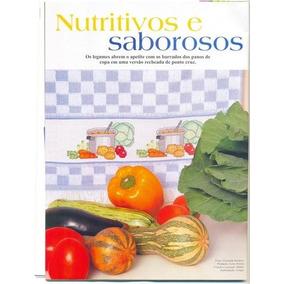 Revista Em Ponto Cruz Em Download + 2 Revistas De Brinde