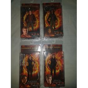 Action Figure Neca The Hunger Games - Jogos Vorazes - 4 Pcs