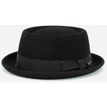 Sombrero Clasico Porkpie De Fieltro Unisex Heisenberg