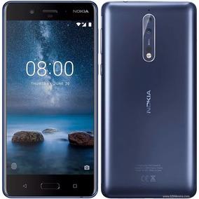 Celular Smartphone Nokia 8 Dual Chip 4gb Ram 64gb Tela 5.3