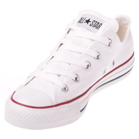 Tenis Converse All Star Blanco Oferta Especial!!