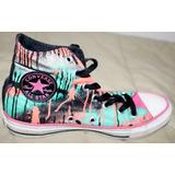 Zapatillas Converse (botita)