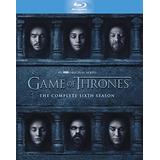 Game Of Thrones Temporada 6 Blu-ray Nuevo - Disponible!