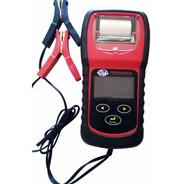 Teste De Bateria Automotivo Digital - Análise De Bateria