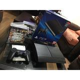Ps3 Play Station 3 Como Nuevo 250gb Más Juegos Estado 10/10