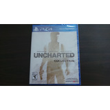 Uncharted The Nathan Drake Collection Ps4 Nuevo Sellado