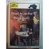 Edgar Allan Poe - El Escarabajo De Oro (mis Libros)