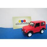 Suzuki Sj 410 Coleccion El Tiempo Escala 1/43 Eilcolombia
