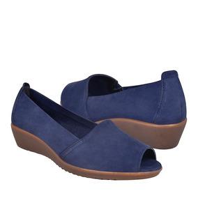 Cuñas Flexi 26604 Piel Azul