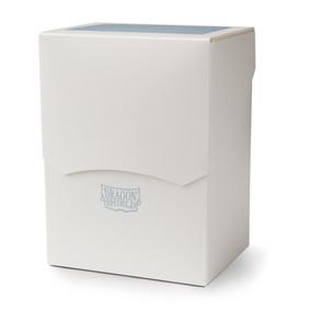 Deck Box - Deck Shell - Dragon Shield Branco