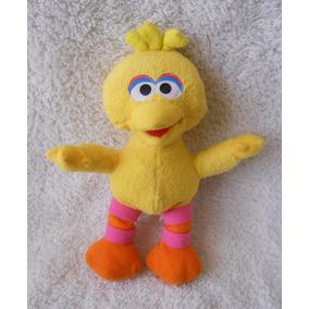 Plaza Sésamo!! Peluche Baby Big Bird Abelardo!! 30cm!! Ps4