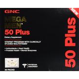 Gnc Mega Men 50 Plus Vp Multi Vitaminas, 30 Conde