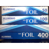 Papel Aluminio 50,100, 400, Jumbo Grueso O Delgado
