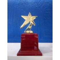 Trofeo Estrella De Metal