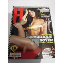 4 H Para Hombres Y Una Revista Extremo Gaby Spanic