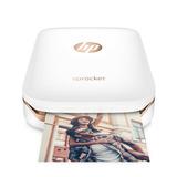 Mini Impresora Portatil Fotografica Hp Color + 2cajas Papel