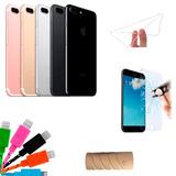 Iphone 7 Plus 256gb Apple Original Nf Garantia + 4 Brindes