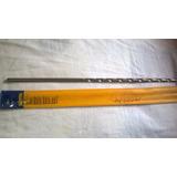 Mecha Irwin 6,5mm 1/4 Broca Para Concreto Con Punta Metal