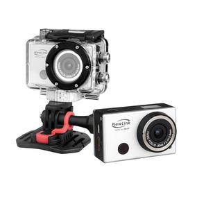 Sport Cam Wi-fi Câmera Fs101 Full Hd 8mp Smartphones Newlink