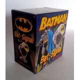 Batman Batiseñal Mini Lampara + Libro De 48 Pag Dc Comics