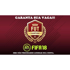 Classificação Para Weekend League Fut Champions Fifa 18 Ps4