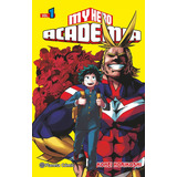 Boku No Hero Academia Manga Vol 1