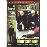 Comisario Montalbano Completa 12tem +joven Montalbano 44 Dvd