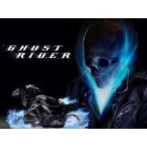 Motoqueiro Fantasma (ghost Rider) Patch Play2