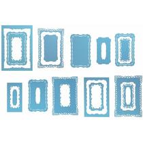 Suaje Rectang Dado Corte Scrapbook Spellbinder Tarjeta Papel