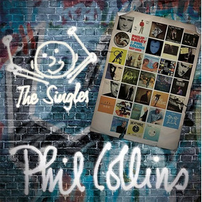 Cd Phil Collins The Singles 2 Cds Open Music