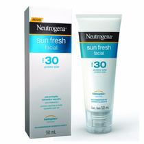 Protetor Solar Neutrogena Facial Fps 30 Sun Fresh 50ml