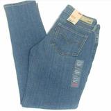 Jeans Levis Mujer Original Talla 34 Modern Skinny Cod 001
