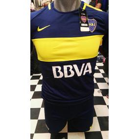 Uniforme Boca Juniors 2016-2017 Local