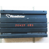 Amplificador Power One Roadstar Rs 4510amp 2400w Rms