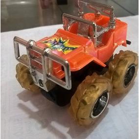 Miniatura City Rally Laranja Raro Anos 80 - Super Promoção!